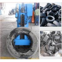 Wholesale Tire Recycling Rubber Cutting Equipment Truck Tyre Sidewall Cutter from china suppliers