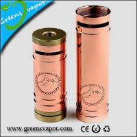 Wholesale GSV Akuma Mechanical Mod With Unique Engravings from china suppliers