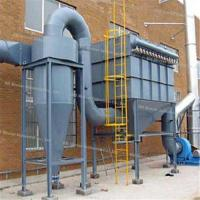 Buy cheap Custom Industrial Cyclone Dust Collector , Durable Industrial Dust Extraction Units from wholesalers