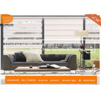Buy cheap zebra blinds,roller blinds manufacturer and roller blinds supplier--China Dunuo Textile Company Limited. from wholesalers