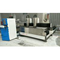 Buy cheap 5.5KW Spindle CNC Stone Engraving Machine Three Axes Adopt Dust Protector from wholesalers