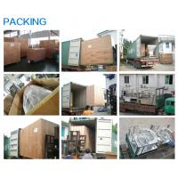 Buy cheap Full Automatic PE Film Shrink Wrapping Machine for Box / Can / Bottle Packing from wholesalers