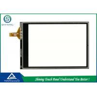 Resistive Touchscreen Panels Transparent / Resistive Touch Panel 4 Wire
