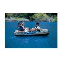 137cm Aluminium Alloy Oars Ferry Barge / Lightweight Rubber Dinghy