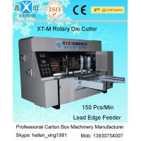 Buy cheap Elctric Parts Automatic Corrugated Carton Machine For Die Cutting And Molding from wholesalers