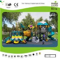 Wholesale Robot Outdoor Playground (KQ10104A) from china suppliers