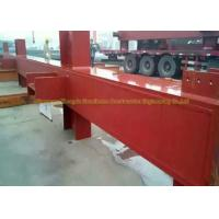 Buy cheap JIS SS400 Cr A36 Steel H Beam Structure Material / Construction Steel from wholesalers