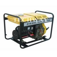Buy cheap 3kw 4kw 5kw Small Portable Diesel Generator Set , home standby diesel generator from wholesalers