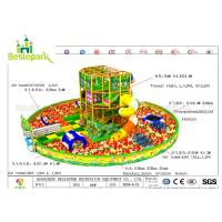 Wholesale Kids Play Soft Indoor Adventure Playground With EVA Flooring ROHS Certification from china suppliers