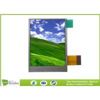 Buy cheap OEM and ODM 2.4 inch tft lcd display module 240 * 320 resolution Color LCD from wholesalers