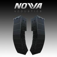 Buy cheap Dual 10 16Ohm Audio Music Sound System Line Array For Touring / Living Show from wholesalers
