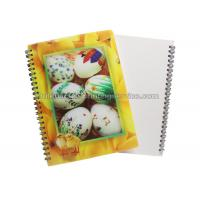 Buy cheap PET / PP Jotter 3D Lenticular Notebook A5/A6 Size UV  Printing for School from wholesalers