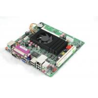 Buy cheap Mini-ITX Motherboard Onboard Intel Atom D525 CPU  6 COM Port from wholesalers