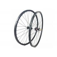 Buy cheap 3K / UD Carbon Fiber Lightweight 27.5 Wheelset For Cross Country Hookless Design from wholesalers