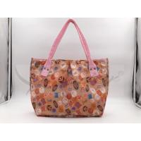 Buy cheap Printing Ripstop Polyester Handbags For Women AZO Free / Low Cadmium from wholesalers