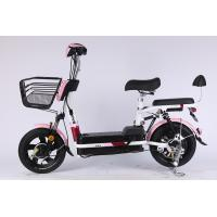Buy cheap LCD Display Steel Frame Folding E Bike Drum Brake With CE And Lead Acid Battery product