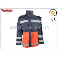 Buy cheap Embroidered Waterproof Safety Hi Vis Winter Workwear For Painter Worker from wholesalers