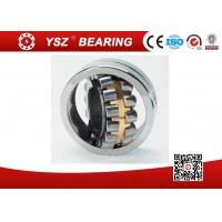 Chrome Steel Spherical Roller Bearing 60mm Bore With P0 / P6 / P5 Precision Manufactures