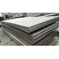 Buy cheap JIS SUS405 EN 1.4002 Hot Rolled Stainless Steel Sheets / Plates Cut Lengths from wholesalers