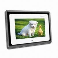 Wholesale Digital Photo Frame with 10.2-inch LCD,Time, and Thermometer Functions, Supports Multiple Languages from china suppliers