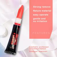 Buy cheap FC2 3g clear gel remover to remove eyelash glue or nail glue/ rhin stone and diamond from wholesalers
