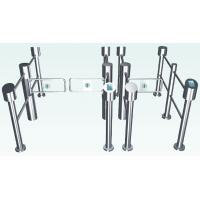 Security Full Automatic Smart Supermarket Swing Gate Intelligent Turnstiles Manufactures