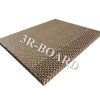 Buy cheap Corrugated Honeycomb core supplier from wholesalers