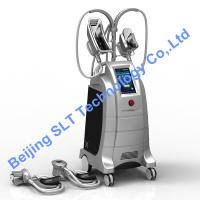 Buy cheap Cool Sculpting Cryotherapy Fat Freezing Machine , Cryolipolysis Slimming Equipment from wholesalers