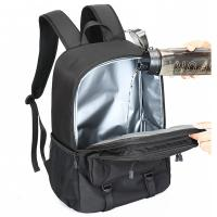 Buy cheap Insulated backpack  food delivery lunch bag for picnic short journey  Ice pack fresh storage food/milk/drinks from wholesalers