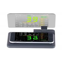 Wholesale Mobile 6 Inch Heads Up Display Navigation , Black Smartphone Heads Up Speed Display Holder from china suppliers