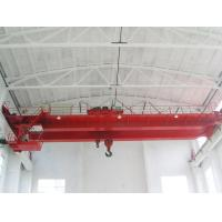 Buy cheap 250 Ton Double Girder Overhead Crane Rail Electric Hoist For Workshop Optional Color from wholesalers