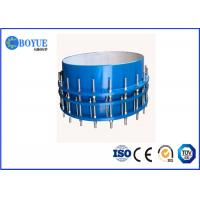 Wholesale Blue Alloy 20 Orifice Plate Flange Size 2-24 SCH160 1200 DN 300 ANSI ISO ASME from china suppliers