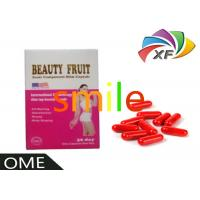 Buy cheap Vanilla Soft Gel Natural Slimming Capsule Keep In Airproof , Cool And Dry Condition from wholesalers