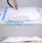 Buy cheap vacuum storage bag set, plastic nylon pe vac bag for travel, ziplocK clothes storage bags vacuum, bagplastics, bagease from wholesalers