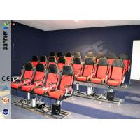 Wholesale Eletronic / Pneumatic 3DOF Motion Theater Chair With Wood Frame Carton from china suppliers