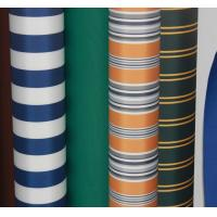 Buy cheap Polyester awning fabric, 16S/2*16S/2, 150 CM width, waterproof coating oxford fabric from wholesalers