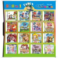 Buy cheap 32GB 260 in 1 260 in one Multi games Card for DS/DSI/DSXL/3DS Game Console from wholesalers