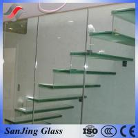Buy cheap 3mm-19mm laminated glass price from wholesalers