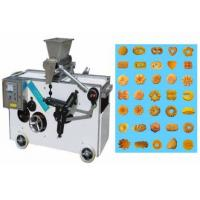 Buy cheap Crisp Chocolate Chip Wire Cut Cookie Machine Automatic Encrusting Extruding from wholesalers