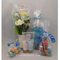 Buy cheap CLEAR CELLO GIFT, PARTY, DISPLAY, SWEET CPP PLASTIC BAGS WITH GUSSET VARIOUS SIZES from wholesalers