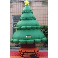 Buy cheap Inflatable christmas / halloween / inflatable festival decoration / inflatable christmas tree from wholesalers