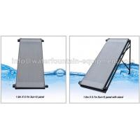 Buy cheap Rigid Inground Swimming Pool Heaters With Solar Controller 1.6m X 0.7m X 0.07m from wholesalers