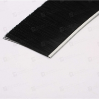 Buy cheap Door Bottom 20mm Sealing Strip Brush For Dust And Insect Prevention from wholesalers