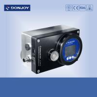 DC 24V Power intelligent valve positioner Square model Feature for 1 Inch Ball Valve Manufactures