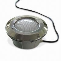 Buy cheap 18/25/35W Power PAR56 LED Swimming Pool Light with 12V AC Voltage Measures 280 x 160mm from wholesalers