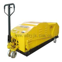 Buy cheap Hot selling precast concrete hollow core wall panel machine HQJ90-600 from wholesalers