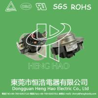 Buy cheap KSD301 thermal limited switch,KSD301 bimetal temperature switch from wholesalers
