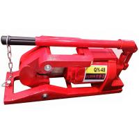 Buy cheap QY48 20T Hydraulic Wire Rope Cutter / Steel Cable Cutter 0.3L Oil Capacity from wholesalers