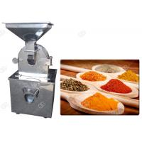 Buy cheap Low Noise Spices Grinding Machine Glazed Turmeric And Chilli Powder Making Machine from wholesalers