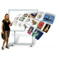 Buy cheap QOMO interactive touchscreen whiteboards with Hot Key Shortcuts Supports e-Learning Solutions with Stand from wholesalers